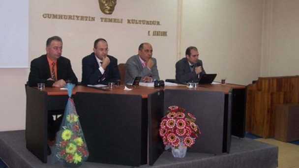 """Tosya TSO'da """"Girişimcilik Eğitimi"""" Semineri Düzenlendi"""