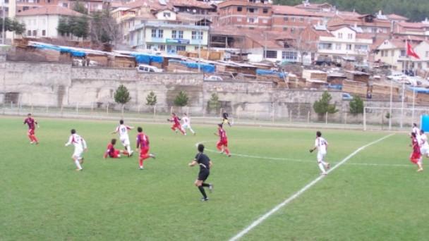 Tosya Belediyespor  1 – MKE Kırıkkalespor  0