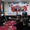 Çağılcı, İlçe Teşkilatlarını Ziyarete Başladı