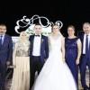İpek ve Yılmaz Çiftine Görkemli Düğün