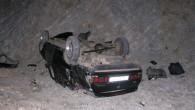 D-100'de Kaza: 1 Çocuk Öldü 2 Kişi Yaralandı