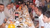 Ermeni ve Türk Vatandaşlar İftarda