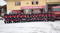 Ateş savaşçıları iş başında