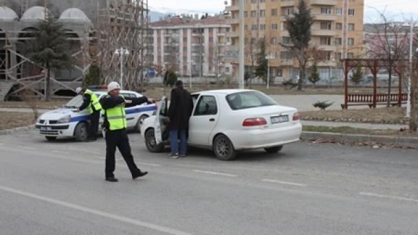 Trafik Kontrolleri Sıklaştırıldı