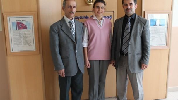 Türkiye Birinciliği İle Başarısını Perçinledi