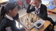 Ortalıca Ortaokulu'nda Satranç Turnuvası