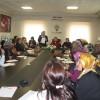 """Ak Parti Kadın Kolları """"Teşkilat Eğitim Toplantı""""sını gerçekleştirdi"""