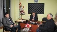 Yücel ve Yurt Gazetemizi Ziyaret Ettiler