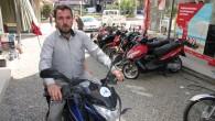 Motosiklet Tutkunları Test Sürüşü Yaptı