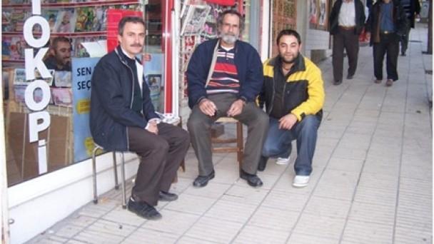 Ünlü sanatçı Menderes Samancılar  Tosya'da ilgi görüyor