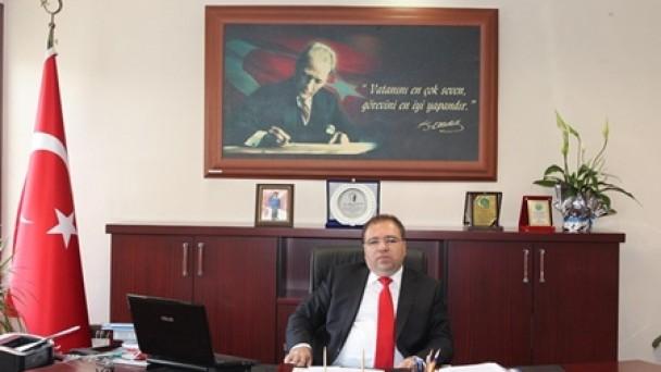 TOSYA KAYMAKAMI MEHMET TÜRKÖZ'ÜN MİRAÇ KANDİLİ MESAJI