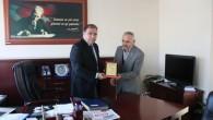 Türk Hava Kurumu (THK) Genel Başkanlığından Tosya'daki muhtarlara teşekkür belgesi verildi.