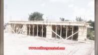Yeni Caminin İnşaatı Hızla İlerliyor