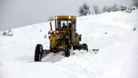 Tosya'da 6 köy yolu ulaşıma kapandı