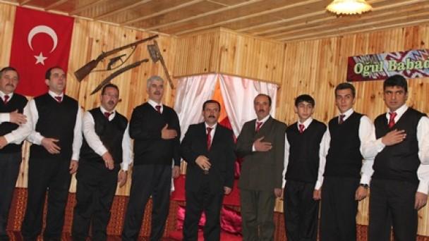 Tosya Yaren Meclisi Ocağı'nı bu kez İbrahim Coşkunlu Yaktı