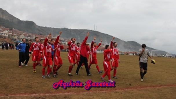 Tosya Belediye Spor artık BÖLGESEL AMATÖR LİG'te