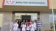 Tosya Aral Fen Dersanesi Başarısını Tekrarladı