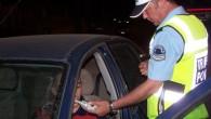 Tosya'da Trafik Kontrolleri Devam Ediyor