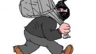 Tosya'da hırsızlık