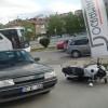 Tosya'da 2 Kaza; 4 Yaralı