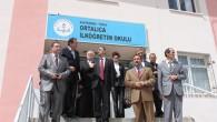 Vali Erdoğan BEKTAŞ Ortalıca İlköğretim Okulunda