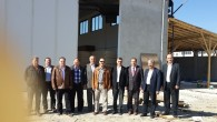 Müsteşar Arslan Tosya OSB'de incelemelerde bulundu