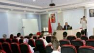 KESOB'tan eğitim ve değerlendirme toplantısı