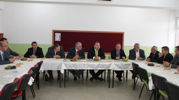 Kaynaşma Toplantısı Yapıldı