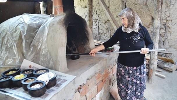 Asırlık Ramazan  Geleneği, Keşkek