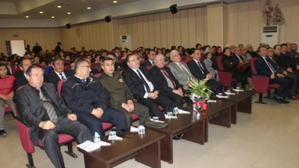 İstiklal Marşı'nın 92. yıl dönümü kutlandı