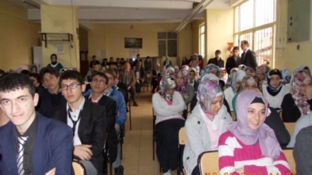 İHL'de Mesleki Tanıtım Seminerleri