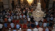 Mevlit Kandili'nde Tosya Halkı Camiye Akın Etti