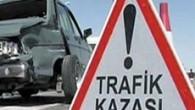Tosya'da Aynı Günde3 Kaza