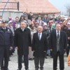 Türköz Tosya İlkokulu'nun ilk ders zilini çaldı