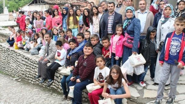 Mehmet Akif Ersoy Okulu Gezi Düzenledi