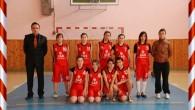 Tosya Lisesi Kız Basketbol Takımı İl birinciliğine adaylığını koydu