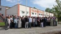 Kadın Girişimciler Nalbantoğlu Süt Fabrikasını İnceledi