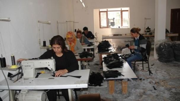 Hanönü'de işçi bulamayan Terlik Atölyesi Kapandı
