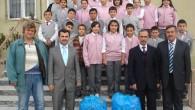 Mehmet Akif İlköğretim Okul'u Öğrencilerinden Örnek Davranış
