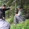 Tosya'da  fotokapanlar kuruldu