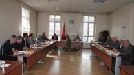 Belediye Meclisi 5 Yılın Son Toplantısını Yaptı
