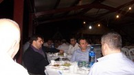 Ahmet Bezci Yurdu'nda iftar