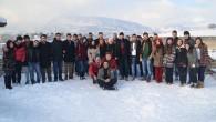 Tosya MYO'dan Safranbolu Çıkarması