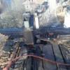 Ortalıca'da yangın