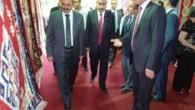 Başkan Şahin 40 Kilim Siparişi Verdi