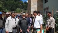 Kaymakam Yurt'un Köy Gezileri Devam Ediyor