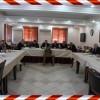 Kaymakamlıktan Koordinasyon Hizmet Toplantısı