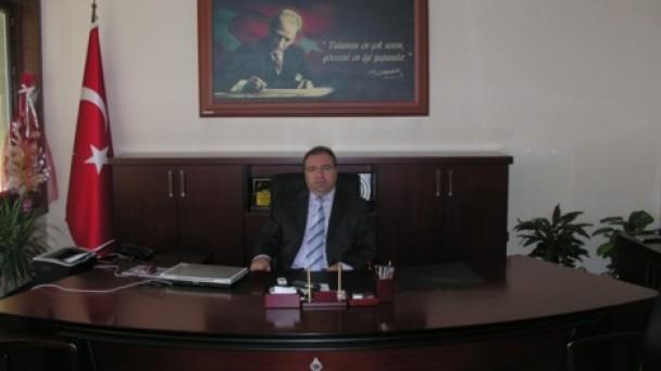 Kaymakam Türköz'ün, Deprem Haftası mesajı