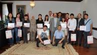 Kırgız Ve Kazak Öğrencileri Uğurluyoruz