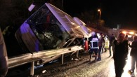 Feci Kazada 17 Polis Yaralandı
